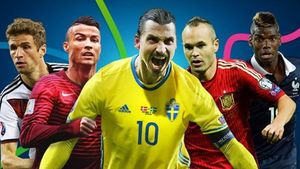 Tổng hợp danh sách cầu thủ 24 đội tuyển tham dự EURO