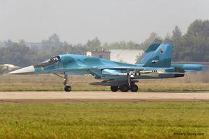 Siêu chiến đấu cơ đa nhiệm Su-34 Fullback: Cơn ác mộng từ trên không