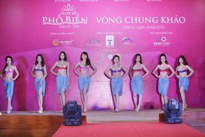 15 thí sinh vào chung kết 'Người đẹp phố biển 2016'