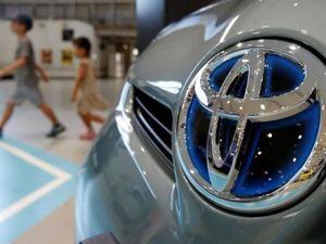 Toyota cho thu hồi 3.37 triệu xe trên toàn cầu