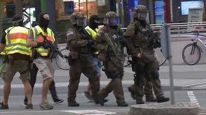 Cảnh sát Đức lục soát căn hộ của đối tượng xả súng ở Munich