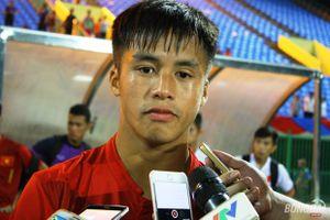 """Đội trưởng U16 Việt Nam: """"Lỗi là của chúng cháu"""""""