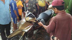 Nam thanh niên lao xe xuống sông Cần Thơ tự tử