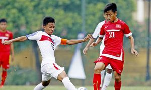 XEM TRỰC TIẾP chung kết U16 quốc tế: Việt Nam 1-0 Australia