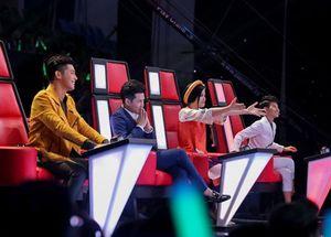 Noo Phước Thịnh, Đông Nhi 'chặt chém' hết cỡ tại The Voice Kids