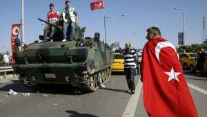 Thổ Nhĩ Kỳ giải tán đội cận vệ Phủ Tổng thống
