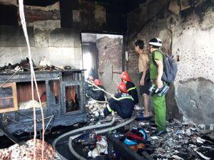 Hải Phòng 2 vụ cháy trong một ngày