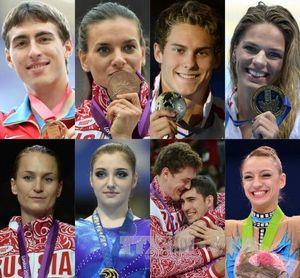 Đội tuyển Nga không bị loại khỏi Olympic 2016
