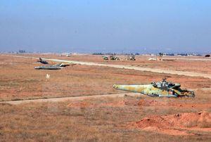 Bản tin 20H: Máy bay chiến đấu Syria bị IS bắn rơi