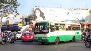 2.400 xe buýt TP.HCM được lắp camera