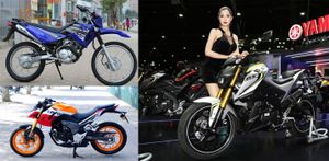 Những mẫu mô tô có giá bán dưới 150 triệu đồng
