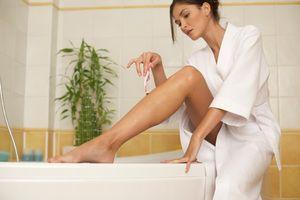 5 điều bạn cần biết về chăm sóc da sau khi waxing tại nhà