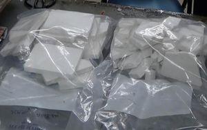 Nữ Việt kiều vận chuyển 14 bánh heroin lấy 25.000 USD tiền công