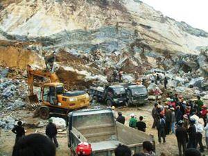 Yên Bái tạm dừng việc khai thác cát sỏi trên sông Hồng