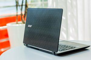 """[QC] Acer Aspire V3-372-59AB: Laptop siêu mỏng 13,3"""" duy nhất trong tầm giá"""