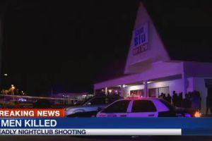 Hiện trường vụ xả súng đẫm máu ở Florida, Mỹ