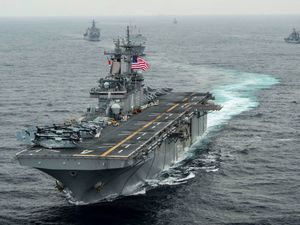Trung Quốc leo thang Biển Đông, Mỹ càng can dự mạnh hơn