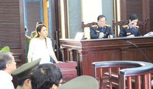 Trần Ngọc Bích khai không có giao dịch tín dụng với bị cáo Phạm Công Danh
