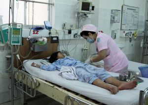 14 trường hợp tử vong vì bệnh sốt xuất huyết trên toàn quốc