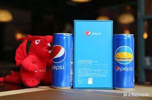 Smartphone của Pepsi xuất hiện ở Việt Nam, giá hơn 2 triệu, thân kim loại, chip 8 lõi, cảm ứng vân tay