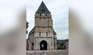 Bắt cóc con tin tại nhà thờ Pháp