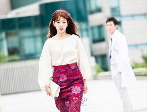 'Doctors': Xem kìa, Park Shin Hye cuối cùng đã biết ghen!
