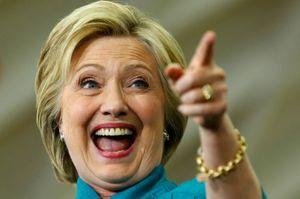 Bà Hillary đại diện đảng Dân chủ tranh cử Tổng thống Mỹ