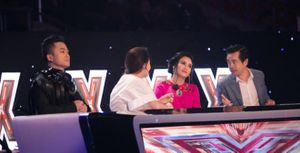 Cuộc đối đầu không khoan nhượng của 4 HLV X-Factor