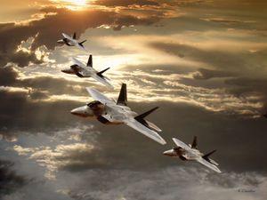 Top 5 không quân mạnh nhất thế giới vào năm 2030