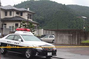 Hiện trường vụ thảm sát ở Nhật Bản khiến 19 người thiệt mạng
