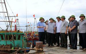 Thủ tướng chỉ đạo công tác phòng chống bão số 1
