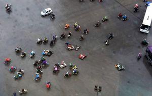 Một người chết, 5 người bị thương do mưa bão ở Hà Nội