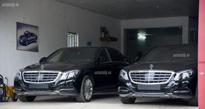Mercedes Maybach S500 giá hơn 13 tỷ đồng tại Việt Nam