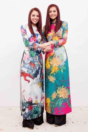 Hoa hậu Việt Nam 1990 Diệu Hoa khoe hai con gái lai Ấn