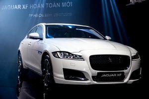 Jaguar XF 2016 ra mắt tại Việt Nam