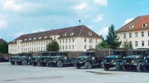 Căn cứ Mỹ tại Đức bị trộm vũ khí
