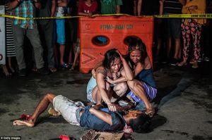 Những hình ảnh rùng rợn bậc nhất lịch sử Philippines, từ màn tàn sát tội phạm ma túy thế kỷ