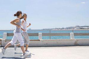 Phương pháp kì diệu giúp bắp chân bạn gái thon gọn tự tin dạo phố