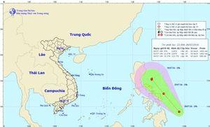 Thời tiết ngày 29/7: Khả năng xuất hiện Bão số 2 vào Biển Đông