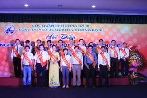 Đặc sắc Hội diễn nghệ thuật quần chúng Cục QLĐB III