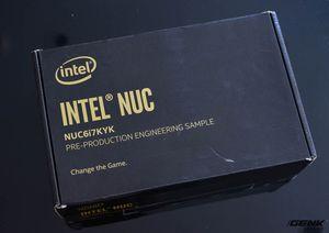 """""""Mổ bụng"""" Intel NUC Skull Canyon: Mini PC dùng để chơi game"""