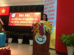 Quận Bình Tân: 98,67% chi hội chủ động công tác