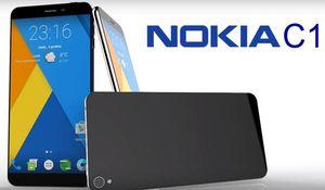 Xem bản dựng 3D đẹp lung linh smartphone Nokia C1