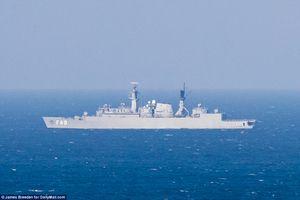 Chiến hạm, quân đội tác chiến bảo vệ Olympics Rio