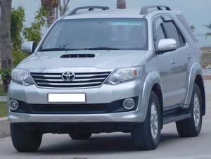 5 mẫu SUV 7 chỗ, tầm giá 1 tỷ đồng tại Việt Nam