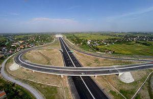 Hà Nội sẽ có đường cao tốc 8 làn xe
