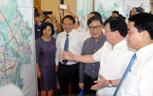 Công bố quy hoạch giao thông vận tải Hà Nội tới năm 2030