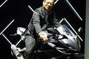 Ảnh chi tiết Honda CBR250RR 2016 giá 107 triệu đồng