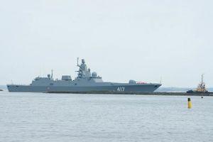 Hệ thống phòng không trên tàu chiến của Nga gặp lỗi kỹ thuật 'chết người'