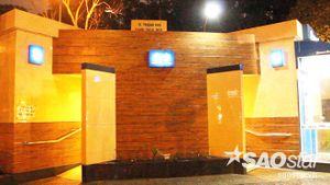Cận cảnh vẻ đẹp 'nên thơ' như khách sạn 5 sao của nhà vệ sinh công cộng Sài Gòn
